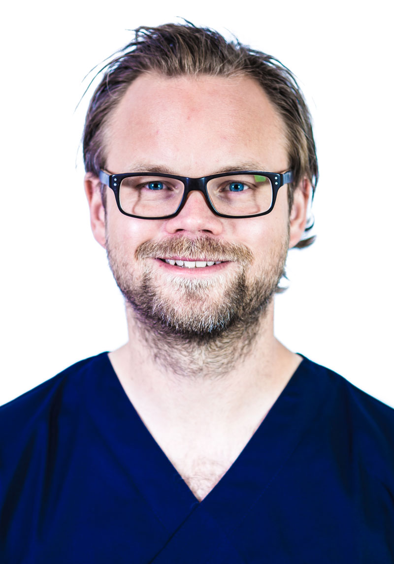 Dr. Jan-Ole Clausen, Zahnarzt Lübeck